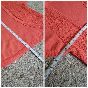 Mossimo Supply Co. Sweaters - Cropped open cardigan
